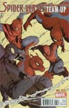 Spider-Verse Team-Up #1 Cover B Incentive Variant Cover