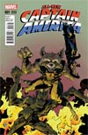 All-New Captain America #1 Cover D Variant Rocket Raccoon & Groot Cover