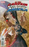 All-New Captain America #1 Cover G Incentive Alex Ross Variant Cover