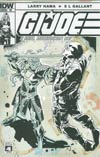 GI Joe A Real American Hero #208 Cover C Incentive SL Gallant Sketch Cover