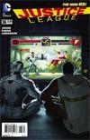 Justice League Vol 2 #36 Cover E Incentive Joshua Middleton Variant Cover