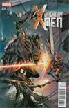 Uncanny X-Men Vol 3 #28 Cover B Variant Rocket Raccoon & Groot Cover