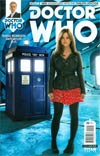 Doctor Who 12th Doctor #2 Cover C Incentive Clara Photo Variant Cover