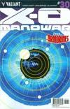 X-O Manowar Vol 3 #30 Cover C Variant Raul Allen Cover