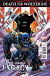 Death Of Wolverine Logan Legacy #5 Cover B Variant Canada Cover