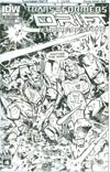 Transformers Drift Empire Of Stone #1 Cover C Incentive Guido Guidi Artists Edition Variant Cover