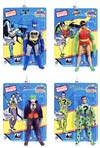 DC Super Powers 8-Inch Retro Action Figure Series 2 - Set Of 4