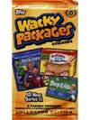 Topps 2014 Wacky Packages Collector Edition Series 1 Trading Cards Pack