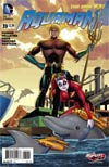 Aquaman Vol 5 #39 Cover B Variant Amanda Conner Harley Quinn Cover