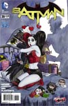 Batman Vol 2 #39 Cover B Variant Jill Thompson Harley Quinn Cover