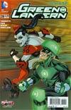 Green Lantern Vol 5 #39 Cover B Variant Mike McKone Harley Quinn Cover