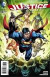 Justice League Vol 2 #39 Cover A Regular Jason Fabok Cover