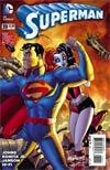 Superman Vol 4 #39 Cover B Variant Amanda Conner Harley Quinn Cover