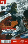 All-New Captain America Fear Him #1