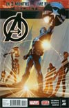 Avengers Vol 5 #41 Cover A Regular Bryan Hitch Cover (Time Runs Out Tie-In)