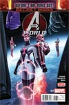 Avengers World #17 (Time Runs Out Tie-In)