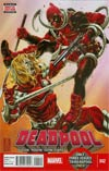 Deadpool Vol 4 #42 Cover A Regular Mark Brooks Cover