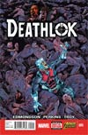 Deathlok Vol 5 #5 Cover A Regular Mike Perkins Cover