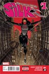 Silk #1 Cover A Regular Dave Johnson Cover