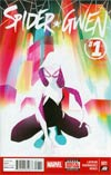 Spider-Gwen #1 Cover A 1st Ptg Regular Javier Rodriguez Cover