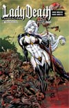Lady Death Apocalypse #1 Cover A Regular Cover