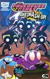 Powerpuff Girls Super Smash-Up #2 Cover A Regular Derek Charm Cover