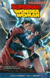 Superman Wonder Woman (New 52) Vol 1 Power Couple TP