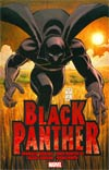 Black Panther Who Is The Black Panther TP New Printing