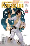 Princess Leia #1 Cover A 1st Ptg Regular Terry Dodson Cover