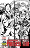 Princess Leia #1 Cover C Midtown Exclusive Mark Brooks Connecting Sketch Variant Cover (Part 3 of 3)