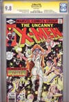 X-Men Vol 1 #130 CGC Signature Series 9.8 Signed by Stan Lee