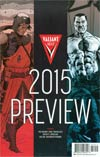Valiant Next 2015 Preview - FREE -