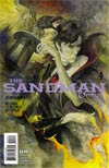 Sandman Overture #4 Cover E Incentive JH Williams III Special Ink Cover
