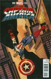 All-New Captain America #2 Cover B Incentive Tim Sale Variant Cover