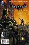 Batman Arkham Knight #1 Cover A Regular Dan Panosian Cover