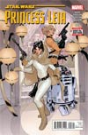 Princess Leia #2 Cover A 1st Ptg Regular Terry Dodson Cover