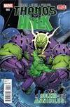 Thanos vs Hulk #4 Cover A Regular Jim Starlin Cover