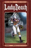 Lady Death Vol 3 #25 Cover L Sexy Sport Football Cover