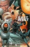 East Of West #16 Cover C Variant Texas Cover