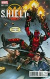 S.H.I.E.L.D. Vol 4 #1 Cover H Variant Sara Pichelli Young Guns Cover