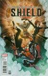 S.H.I.E.L.D. Vol 4 #1 Cover J Variant Ryan Stegman Young Guns Cover
