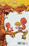 Unbeatable Squirrel Girl #1 Cover B Variant Skottie Young Baby Cover