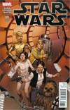Star Wars Vol 4 #1 Cover P Incentive Bob McLeod Variant Cover