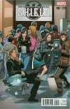 S.H.I.E.L.D. Vol 4 #2 Cover B Incentive Welcome Home Variant Cover