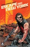 Escape From New York #2 Cover A Regular Declan Shalvey Cover
