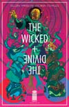 Wicked + The Divine #7 Cover B Variant Christian Ward Cover