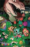 Amazing World Of Gumball #7 Cover C Incentive Jemma Salume Virgin Variant Cover
