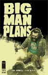 Big Man Plans #2 Cover A Regular Eric Powell Cover