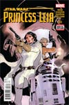 Princess Leia #3 Cover A 1st Ptg Regular Terry Dodson Cover