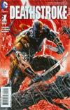 Deathstroke Vol 3 #1 Cover D 2nd Ptg Tony S Daniel Variant Cover